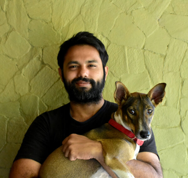 Spotlight interview with green cartoonist Rohan Chakravarty