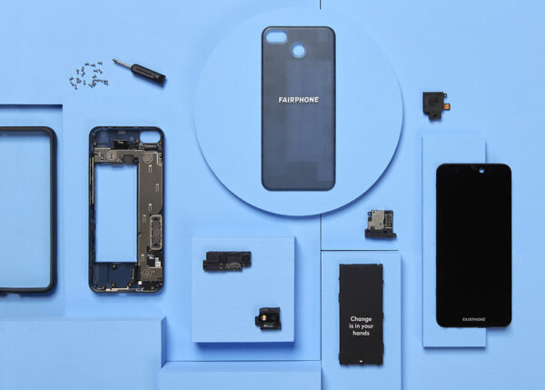 Social enterprise Fairphone produces long-living, environmentally conscious smartphones