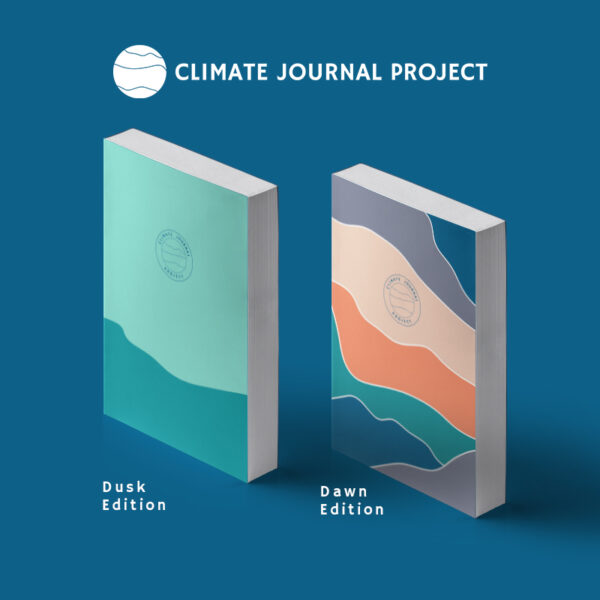 Eco-anxiety and climate action: Connect the dots with The Climate Journal Project