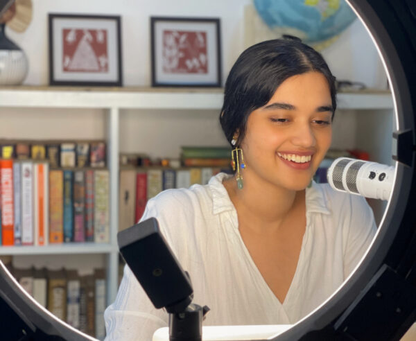 Mapping sustainability in the Global South with podcaster Sanchi Singh